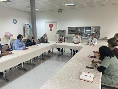 İş Sağlığı Ve Güvenliği Toplantısı